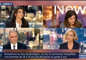 Intervention de Delphine Meillet au sujet de l'affaire WEINSTEIN