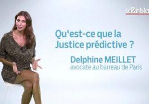 Le Parisien. Justice prédictive : quand la technologie rencontre le droit.