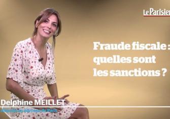 Le Parisien. La fraude fiscale, un délit très risqué.