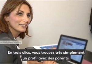 """Intervention de Delphine Meillet sur FRANCE INFO au sujet de """"Facebook : attention aux photos d'enfants"""""""
