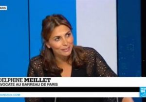 Intervention de Delphine Meillet au sujet de la corruption politique