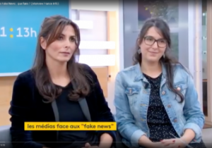 France Info. Les médias face aux fake news