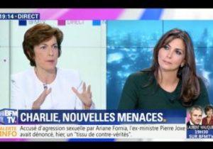 """Intervention de Delphine Meillet au sujet de """"Menaces contre Charlie Hebdo: comment sanctionner les menaces sur les réseaux sociaux ?"""""""