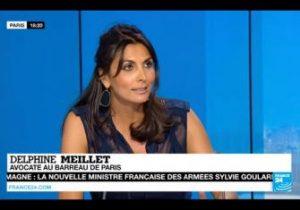 Intervention de Delphine Meillet au sujet de l'affaire FERRAND