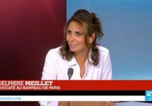 """Intervention de Delphine Meillet au sujet de """"Fillon mis en examen : et maintenant ?"""""""