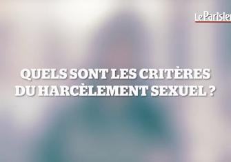 Le Parisien. Harcèlement sexuel : de quoi parle-t-on ?
