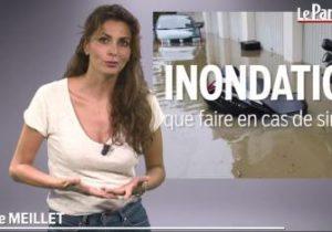 Le Parisien. Inondations : que faire en cas de sinistre?
