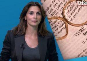 Le Parisien. Questions d'internautes sur le divorce.