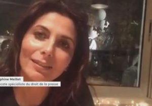 FranceTV . 3 questions à Delphine Meillet sur la légalité des enregistrements de Laurent Wauquiez