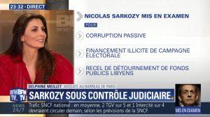 BFM TV. Soupçons de financement libyen : Nicolas Sarkozy mis en examen.