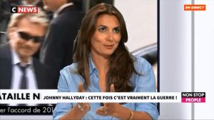 Succession Johnny Hallyday