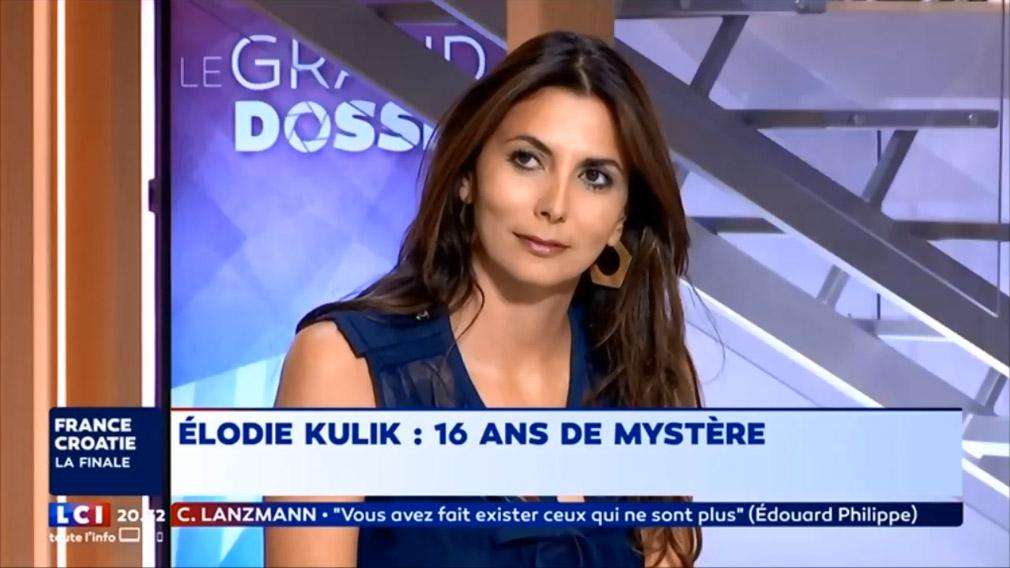 Élodie Kulik 16 ans de mystère