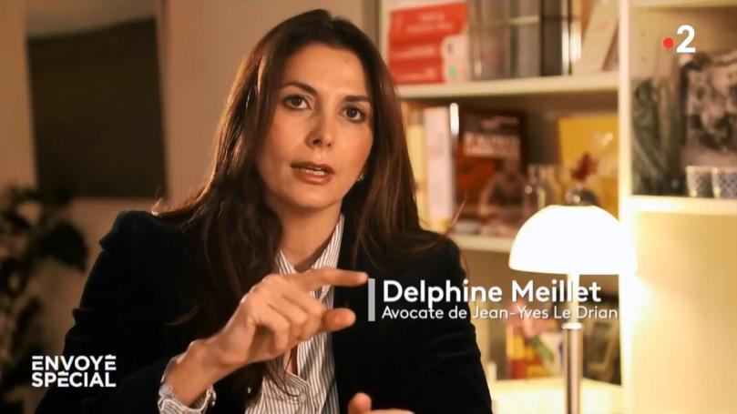 L'affaire de l'usurpation d'identité du Faux Jean-Yves Le Drian dans Envoyé Spécial sur France2.