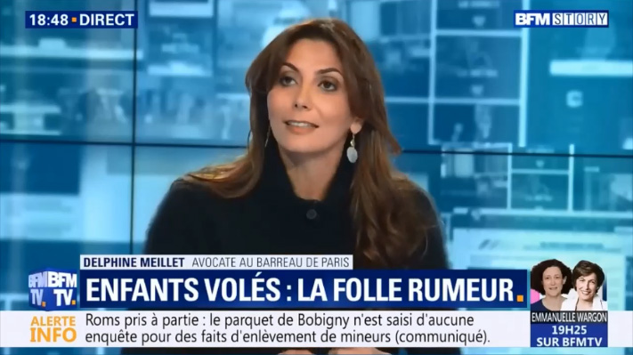 fake-news-terrible violence contre des roms en banlieue
