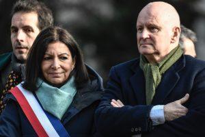 Christophe Girard et Anne Hidalgo